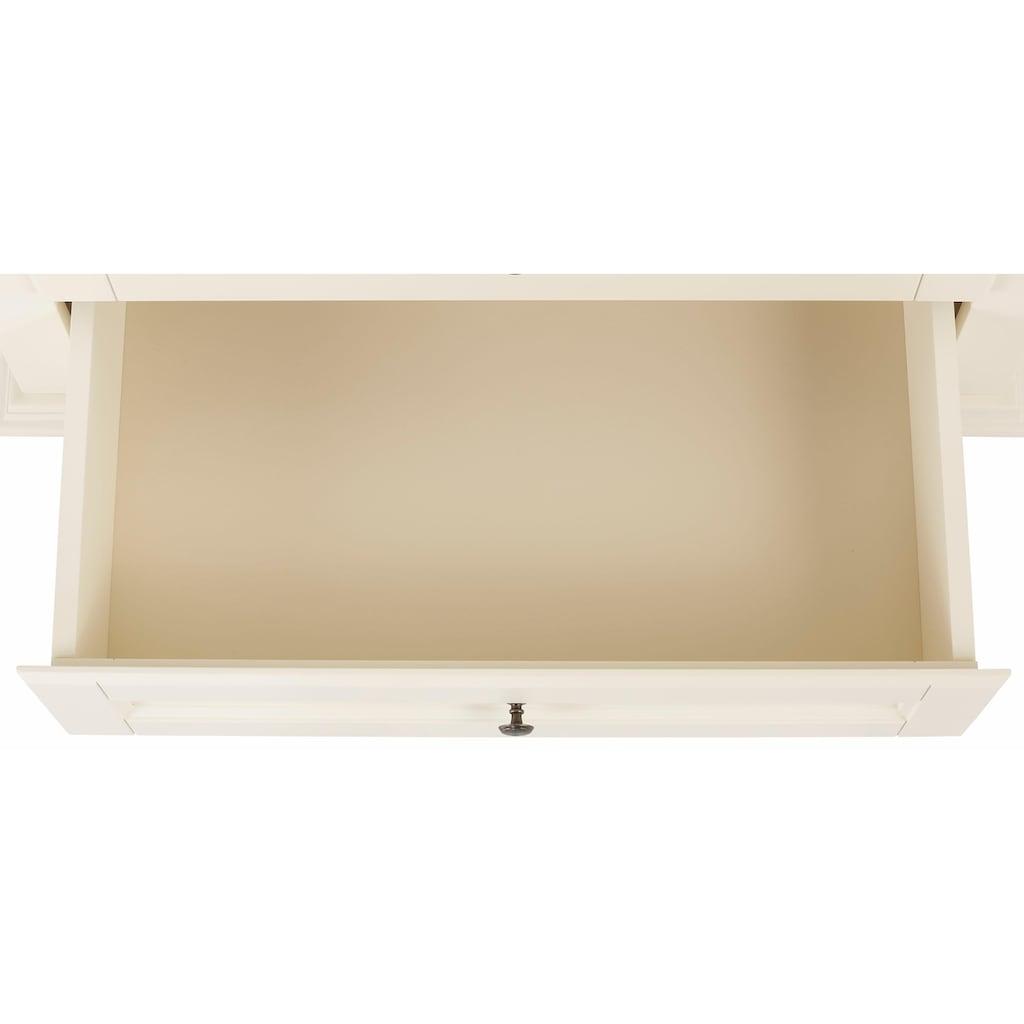 Premium collection by Home affaire Garderobenschrank »Arabeske«, mit schönem Verzierungsmuster auf der Tür