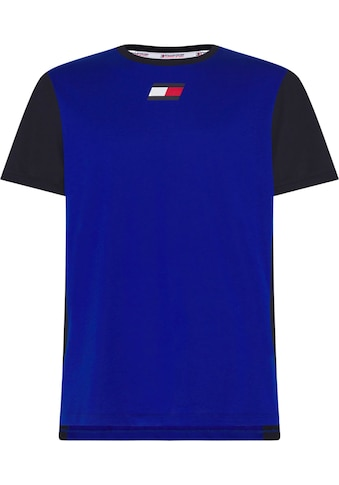 TOMMY HILFIGER SPORT Trainingsshirt »FLAG TEE« kaufen