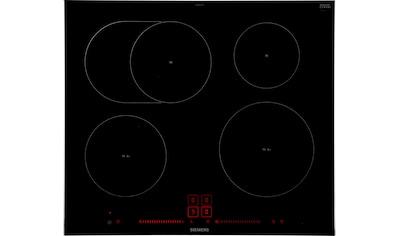 SIEMENS Induktions - Kochfeld von SCHOTT CERAN® iQ300 EH675LFC1E kaufen