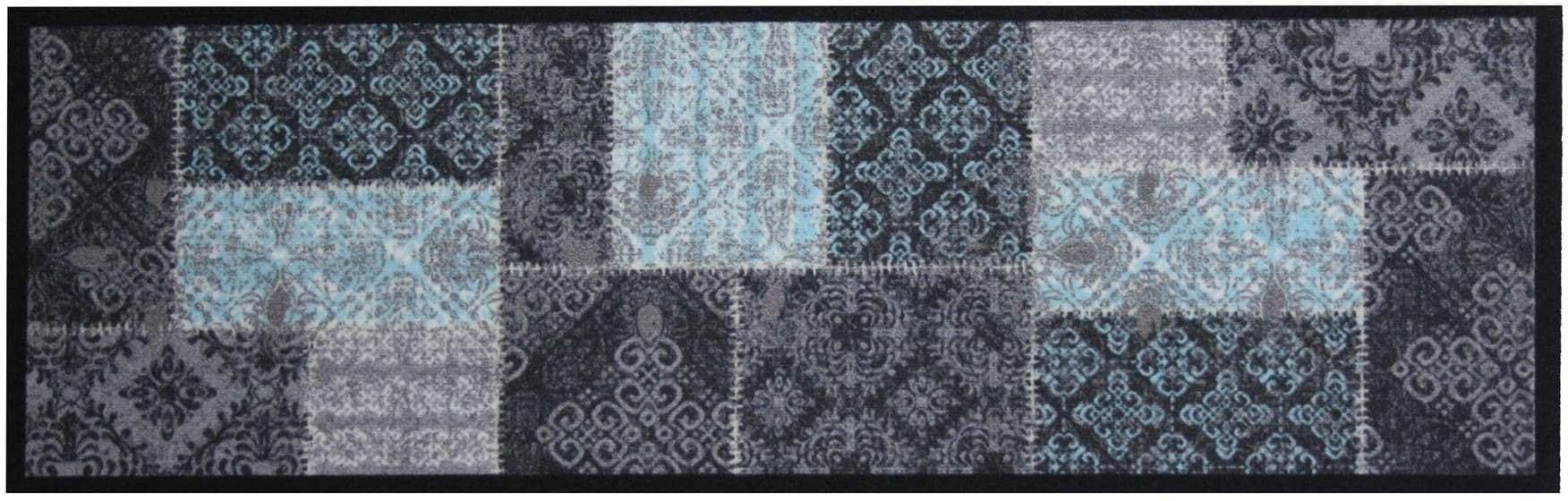 Küchenläufer ORIENTAL PATCH Primaflor-Ideen in Textil rechteckig Höhe 5 mm