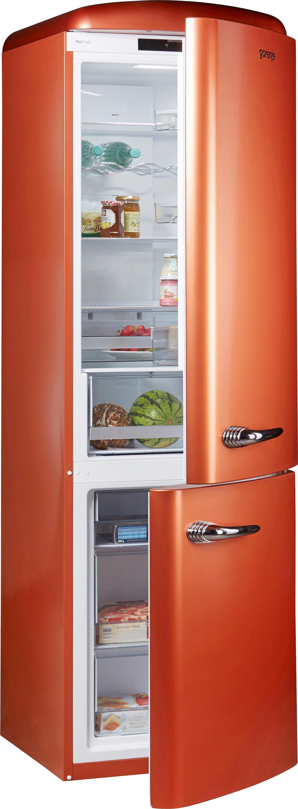 Amica Retro Design Kühlschrank : Retro kühlschränke auf rechnung raten kaufen baur