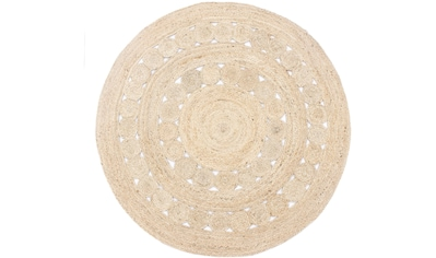 morgenland Teppich »Sisalteppich Teppich Darcia«, rund, 6 mm Höhe kaufen