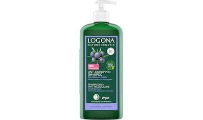 LOGONA Haarshampoo »Logona Anti-Schuppen Shampoo Bio-Wacholder« kaufen