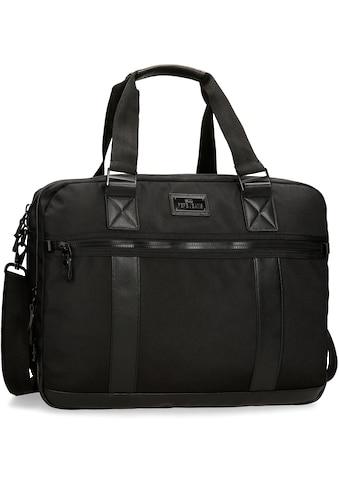 Pepe Jeans Laptoptasche »Allblack, schwarz« kaufen