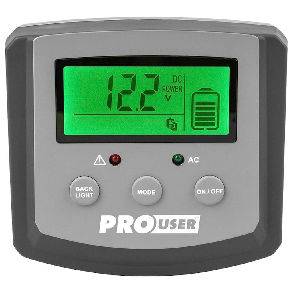 PROUSER Spannungswandler »Sinus PSI1500TX«, 12 V/DC - 230 V/AC, 1500 W