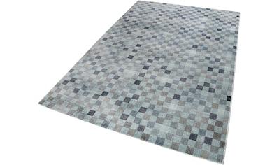 Wecon home Teppich »Physical 2.0«, rechteckig, 8 mm Höhe, Wohnzimmer kaufen