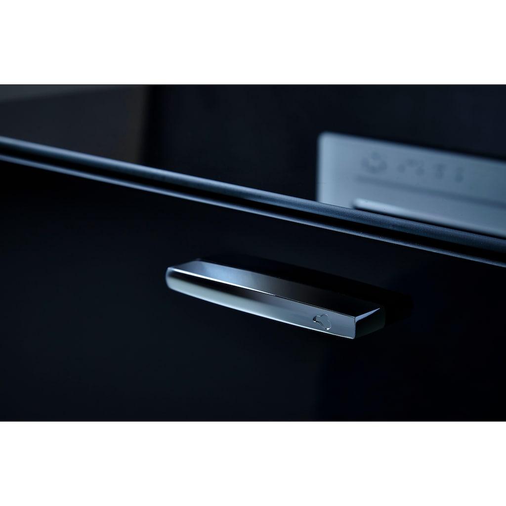 LEONARDO Lowboard »CUBE«, auf Designfüßen, mit 3 Schubladen, Breite 189 cm