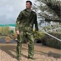 Result Regenjacke »Herren Regenanzug bestehend aus und Regenhose, wasserdicht«