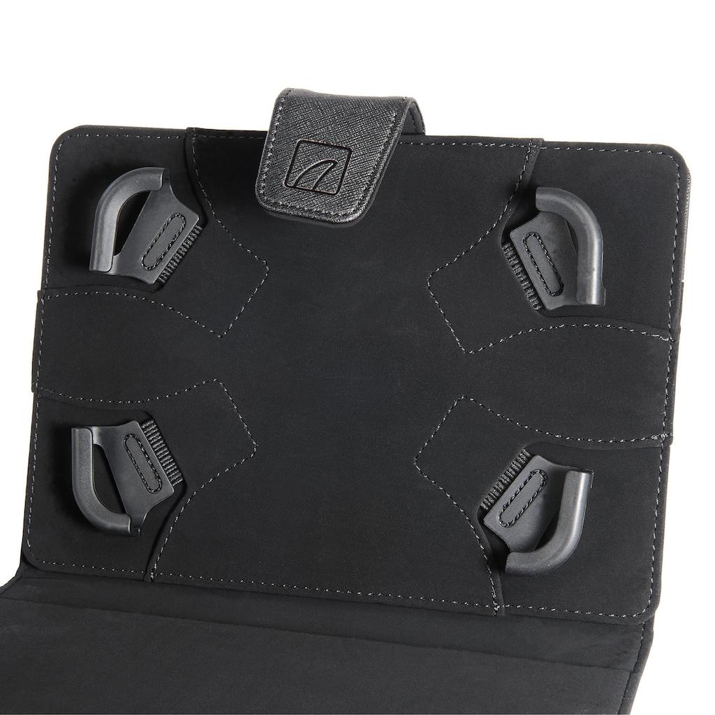 Tucano Universal Foliocase für Tablets mit variabler Standfunktion