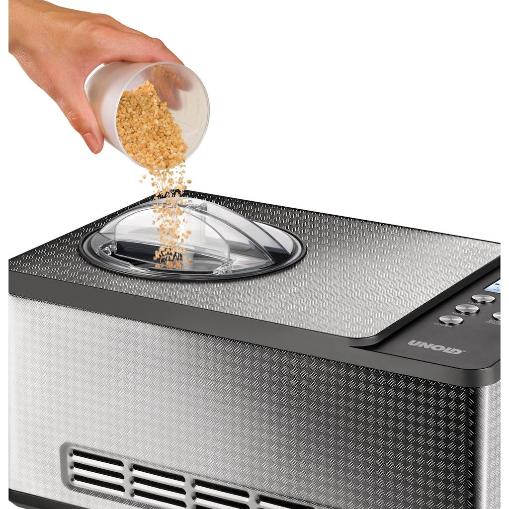Unold Eismaschine »Limited Edition 48896«, 1,5 l, 150 W