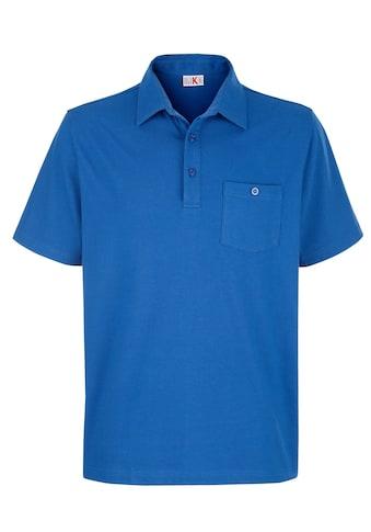 Roger Kent Poloshirt, in pflegeleichter Qualität kaufen