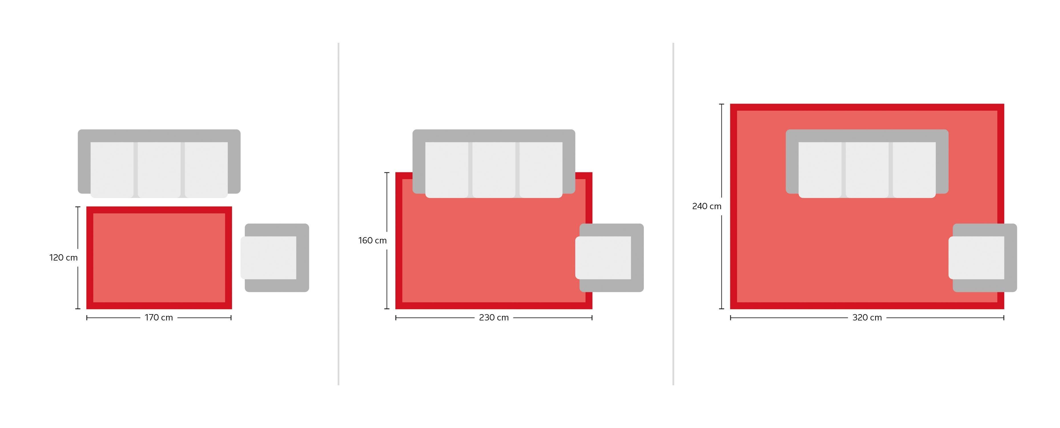 Teppich Priya Home affaire rechteckig Höhe 6 mm handgewebt