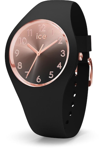 ice-watch Quarzuhr »Ice sunset - Black - Small, 015746« kaufen