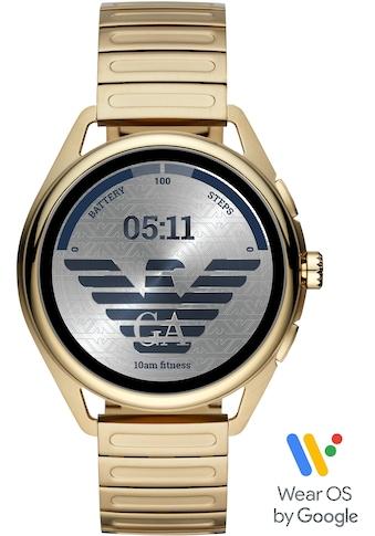 EMPORIO ARMANI CONNECTED ART5027 Smartwatch (Wear OS by Google) kaufen