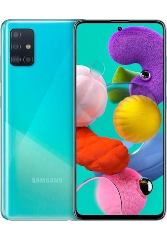 Samsung Galaxy A51 Smartphone (16,4 cm / 6,5 Zoll, 128 GB, 48 MP Kamera) kaufen