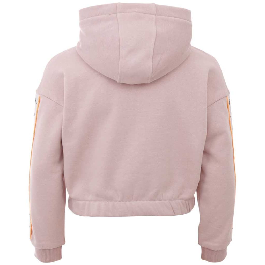 Kappa Kapuzensweatshirt »HANJA«, modisch kurz geschnitten