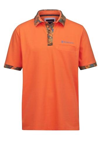 Babista Poloshirt, mit Kontrastdruck kaufen