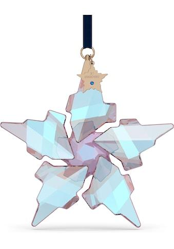 Swarovski Dekoobjekt »Jahresausgabe 2021 Jubiläumsornament 30 Jahre, 5596079«, Swarovski® Kristall kaufen