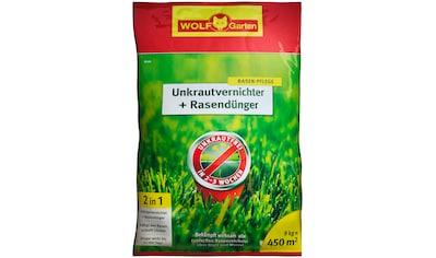 WOLF GARTEN Unkrautvernichter »SQ«, + Rasendünger, in 4 Verpackungsgrößen kaufen