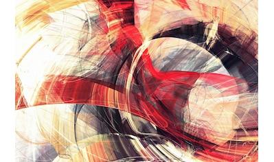 Places of Style Leinwandbild »Abstrakte Kunst« kaufen