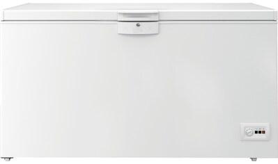BEKO Gefriertruhe »HSA47530N«, 86 cm hoch, 155,5 cm breit kaufen