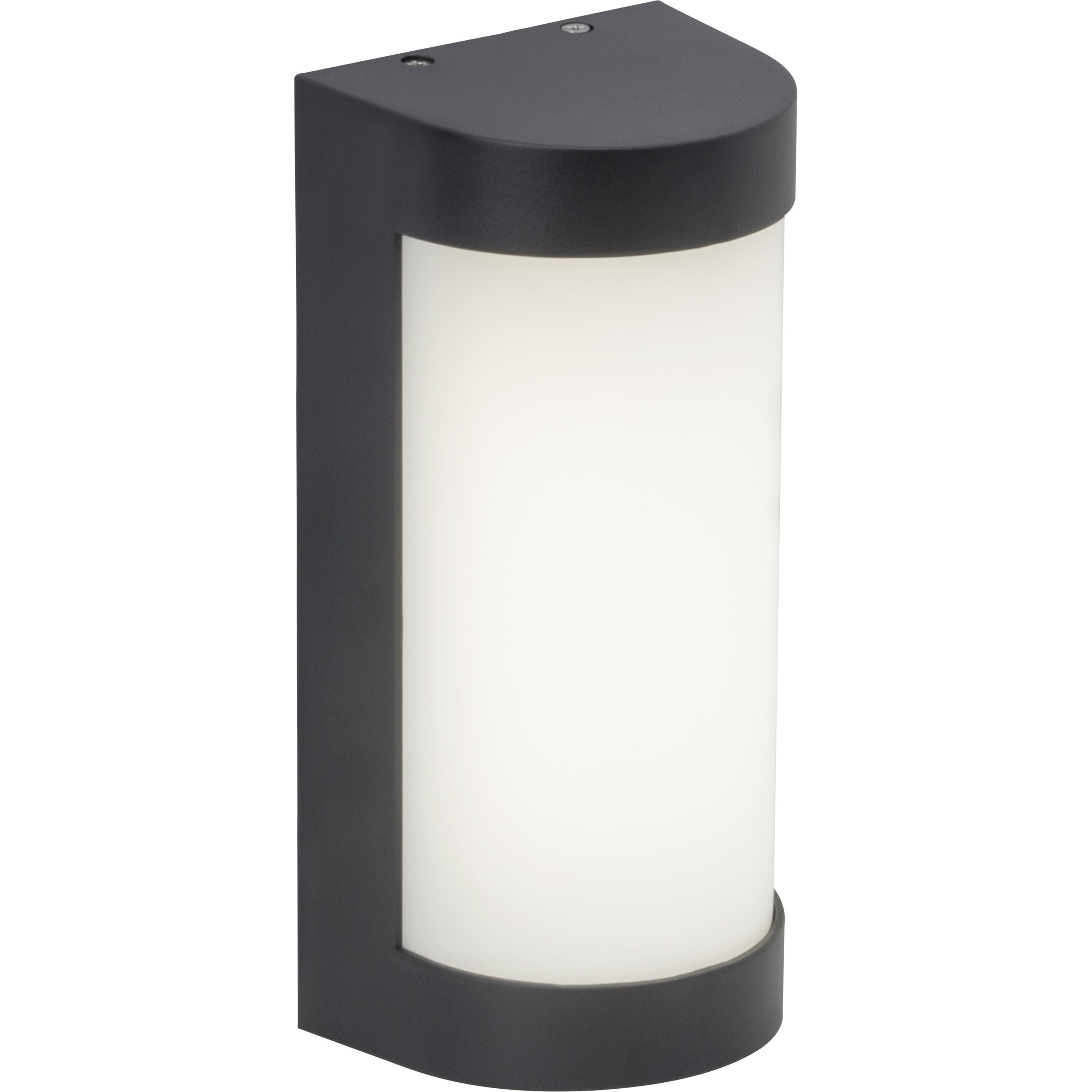 Brilliant Leuchten Harper LED Außenwandleuchte anthrazit