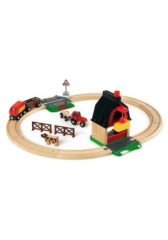 """BRIO® Spielzeug - Eisenbahn """"BRIO® WORLD Bauernhof Set"""" (Set) kaufen"""