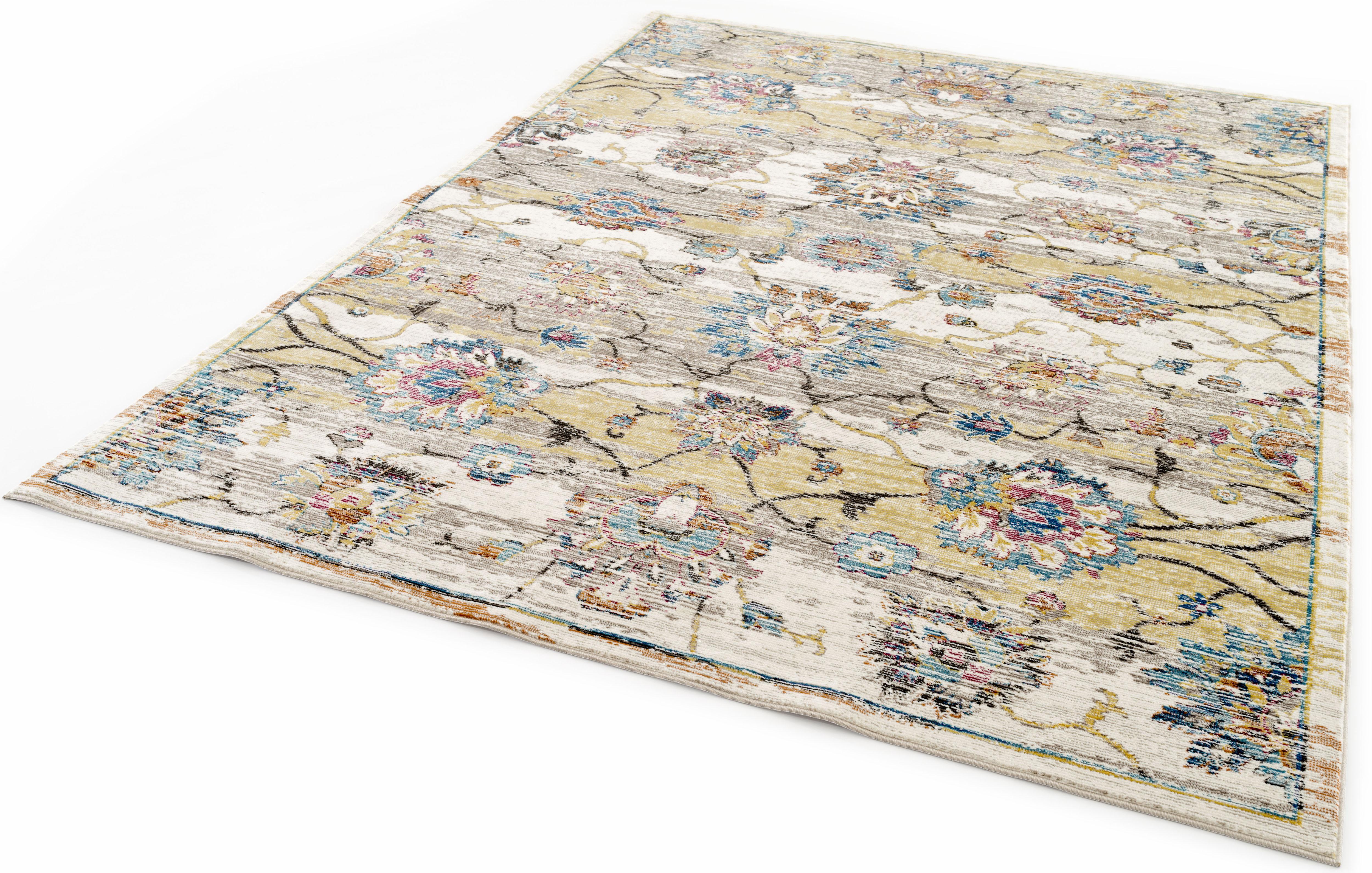 Teppich Picasso 11596 Festival rechteckig Höhe 6 mm maschinell gewebt