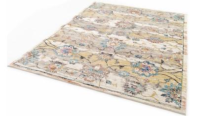 Festival Teppich »Picasso 11596«, rechteckig, 6 mm Höhe, Kurzflor, Wohnzimmer kaufen