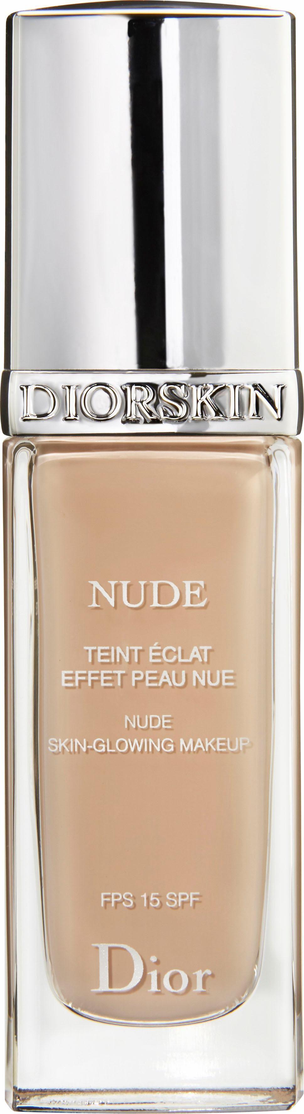 Dior Foundation Diorskin Nude Fluid
