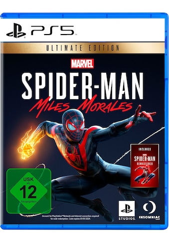 Marvel's Spider - Man: Miles Morales Ultimate Edition PlayStation 5 kaufen