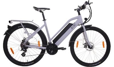 LLobe E - Bike »Voga Bianco«, 21 Gang Shimano Kettenschaltung, Heckmotor 250 W kaufen