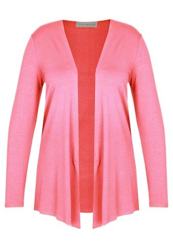 VIA APPIA Femininer Basic-Cardigan kaufen