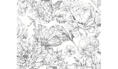 Komar Fototapete »Flowerbed«, bedruckt-floral-botanisch kaufen