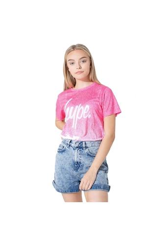 Hype T - Shirt »Mädchen mit Sprenkelmuster« kaufen