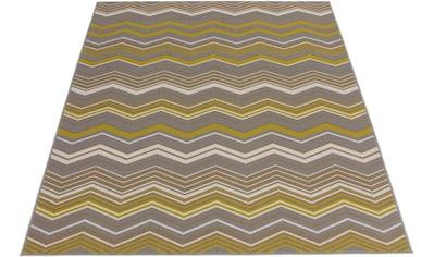 Home affaire Teppich »Floyd«, rechteckig, 10 mm Höhe, Wohnzimmer kaufen