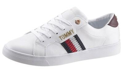 TOMMY HILFIGER Sneaker »TOMMY HILFIGER LACE UP SNEAKER« kaufen