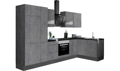 OPTIFIT Winkelküche »Tara«, ohne E - Geräte, Stellbreite 315 x 175 cm kaufen
