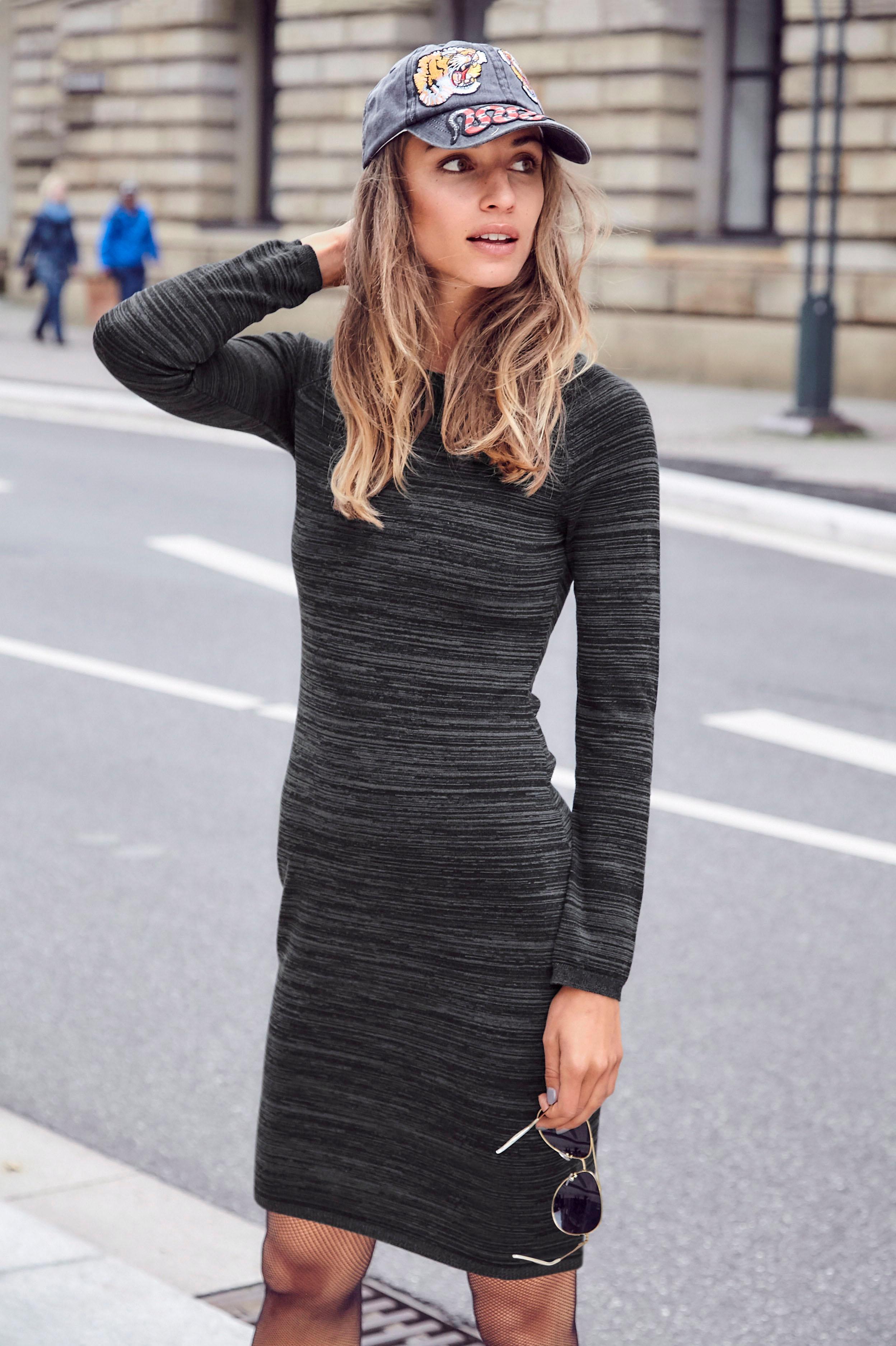 Aniston CASUAL Strickkleid