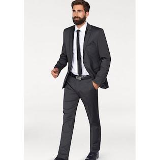Bruno Banani Anzug mit Kontrastbesätzen online kaufen | BAUR