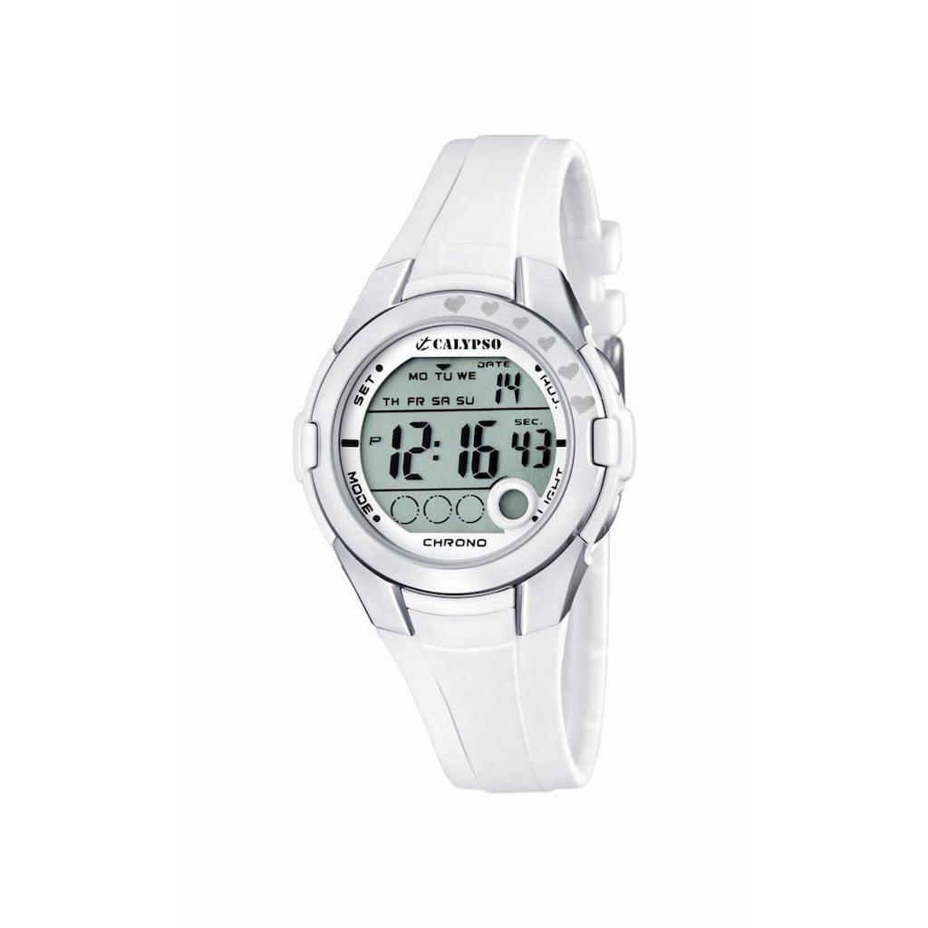 CALYPSO WATCHES Chronograph »K5571/1«, Countdown