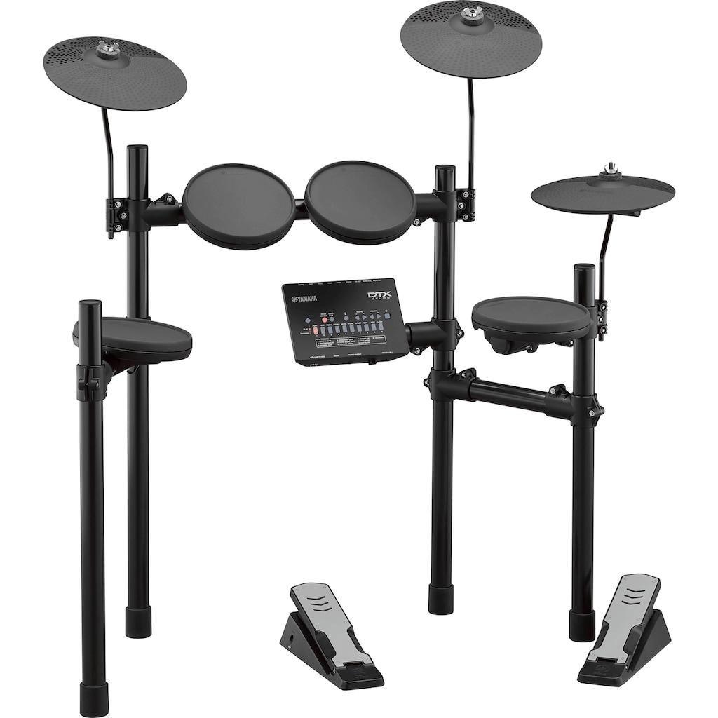 Yamaha Elektrisches Schlagzeug »DTX402K«