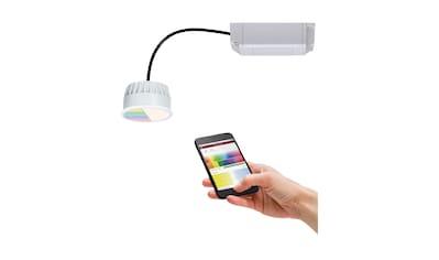 Paulmann »Coin ZigBee RGBW 2,5W 230V 51mm« LED - Leuchtmittel, Warmweiß kaufen