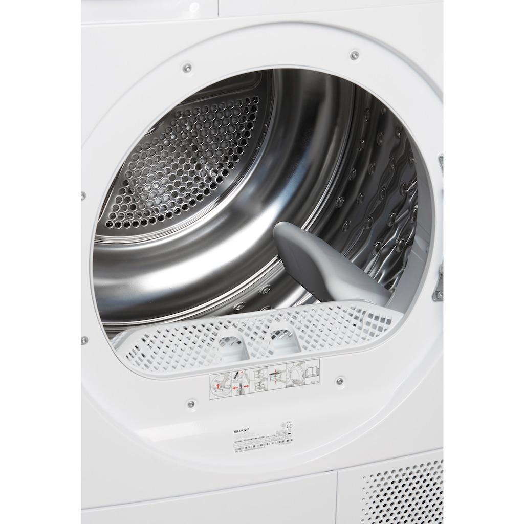 Sharp Wärmepumpentrockner »KD-HHB7S8PW3-DE«
