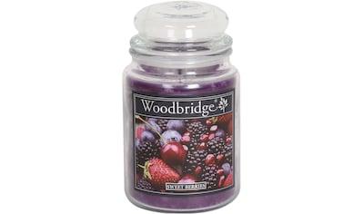 Woodbridge Duftkerze »Sweet Berries« kaufen