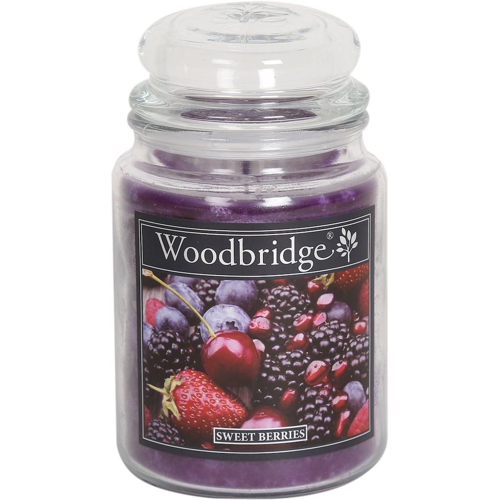 Woodbridge Duftkerze »Sweet Berries«