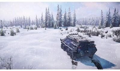 Astragon Spiel »Snowrunner«, Nintendo Switch kaufen
