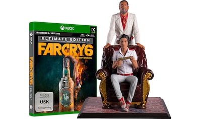 UBISOFT Spiel »Far Cry 6 Ultimate Edition + Antón & Diego Castillo Figur«, Xbox Series X kaufen