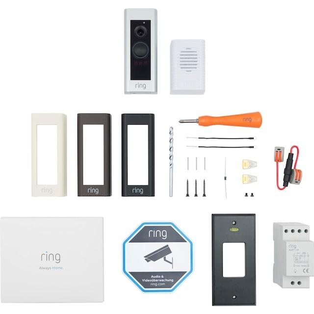 Ring »Video Doorbell Pro« Smart Home Türklingel, Außenbereich