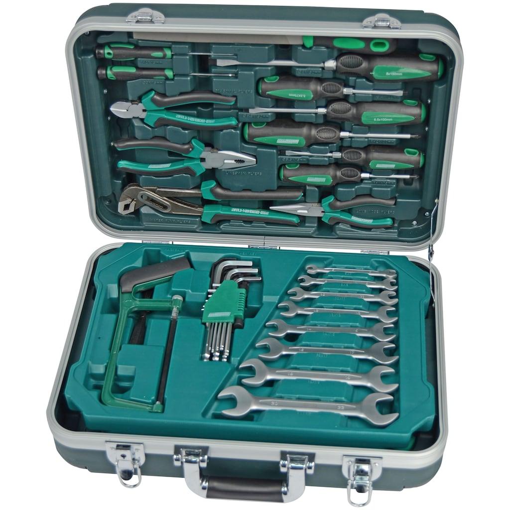 Brüder Mannesmann Werkzeuge Werkzeugset »108-tlg.«, (Set, 108 St.)
